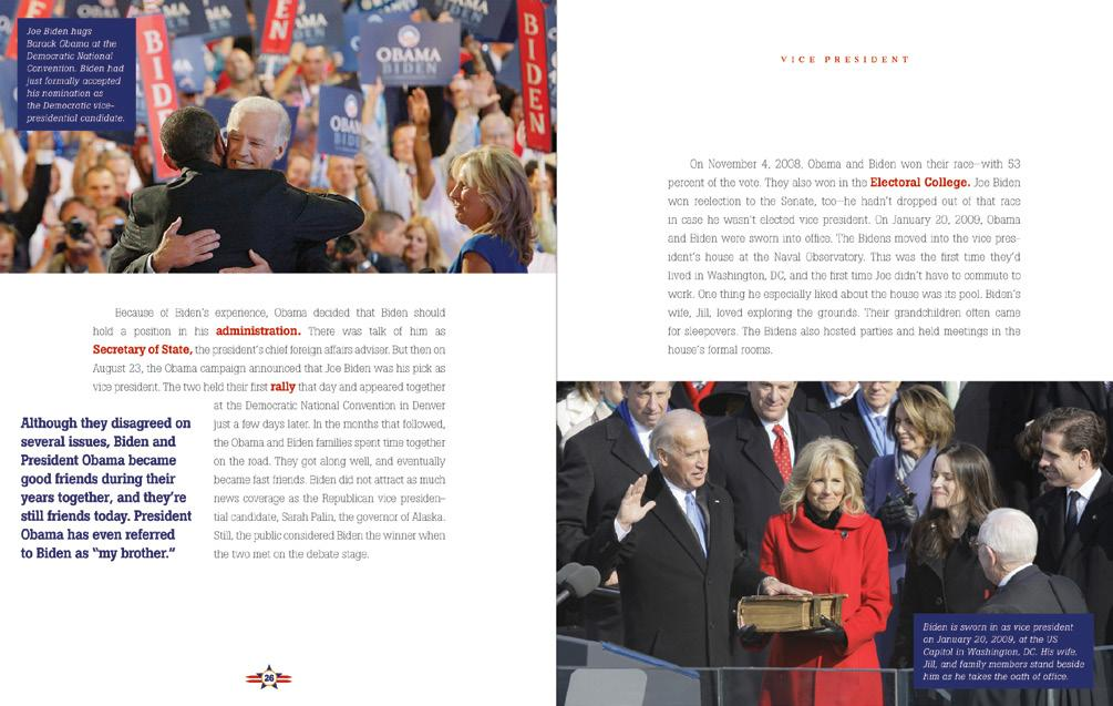 Page 10 of The United States Presidents