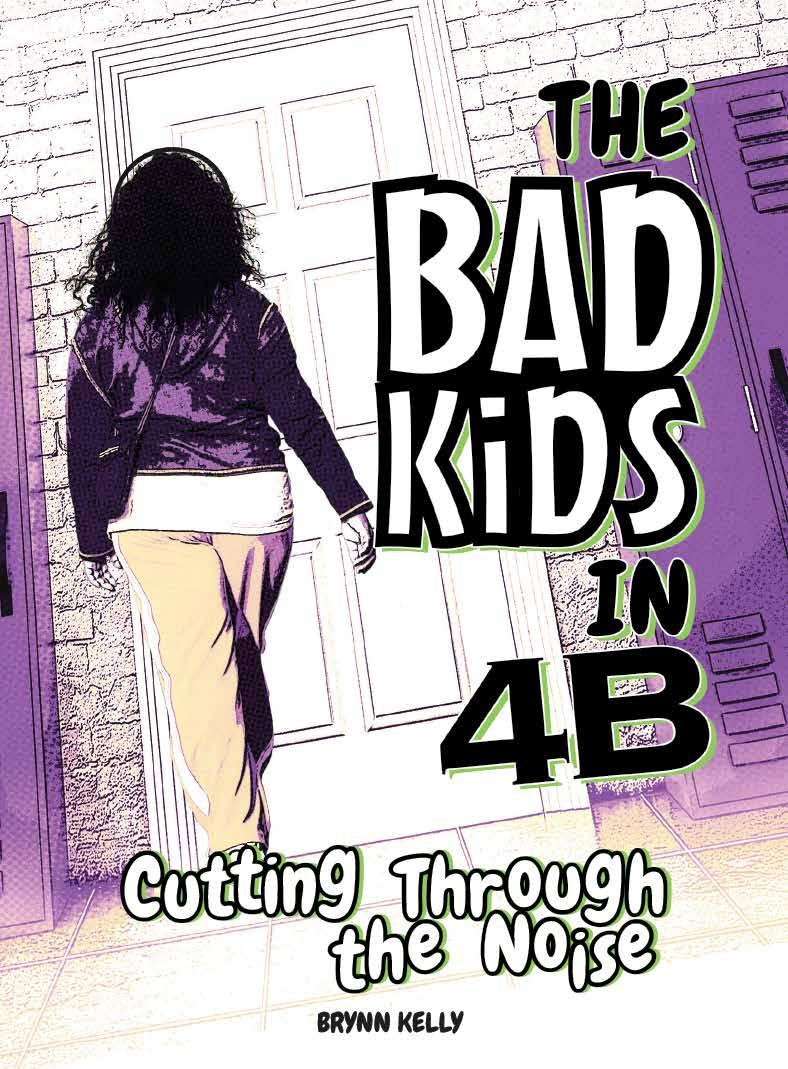 Page 14 of The Bad Kids in 4B COMING IN 2021