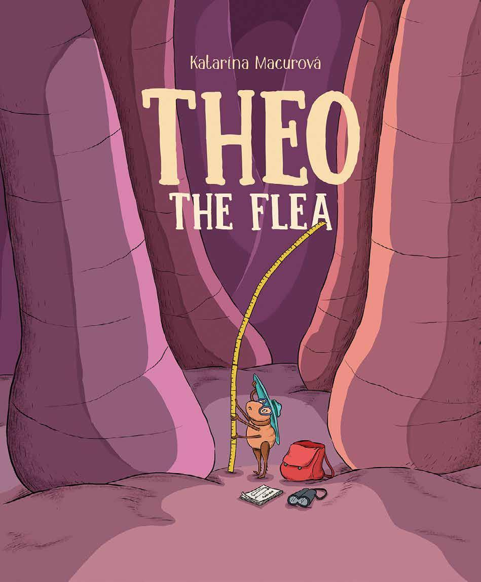 Page 33 of Theo the Flea NEW