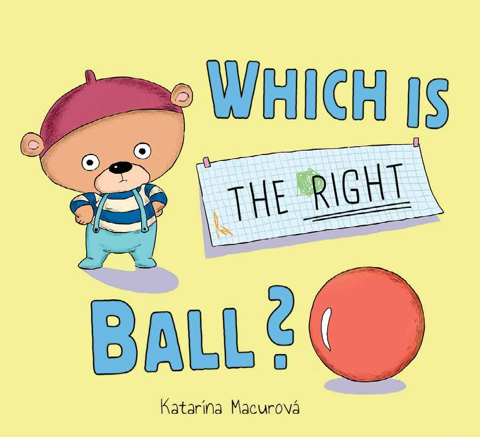 Page 34 of Which is the Right Ball? NEW