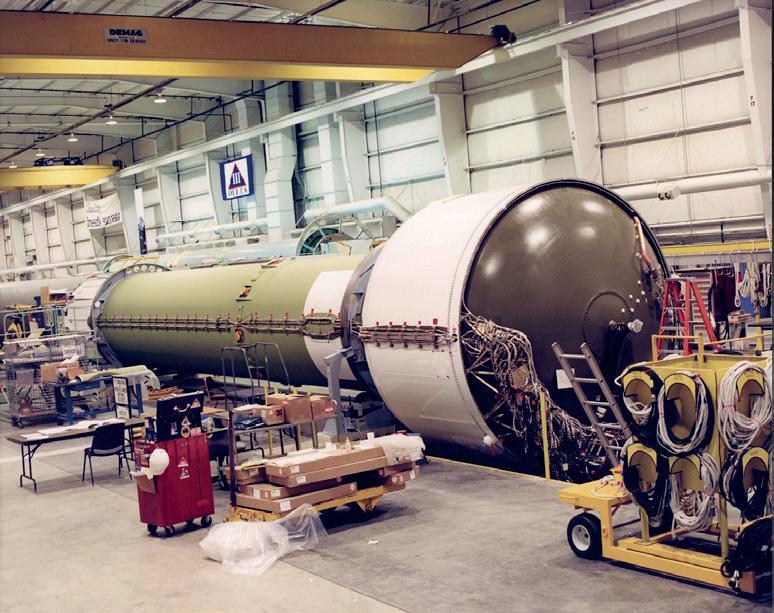 Page 12 of Delta 3 - Američka raketa nosač velikog potencijala, ali male upotrebe