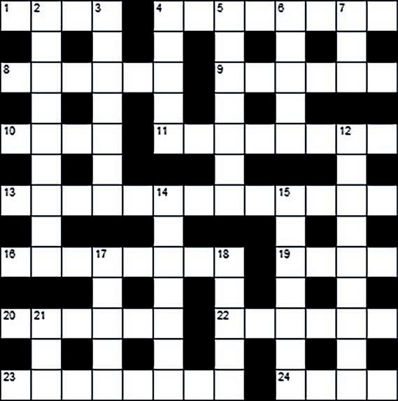 Page 14 of Prize Crossword