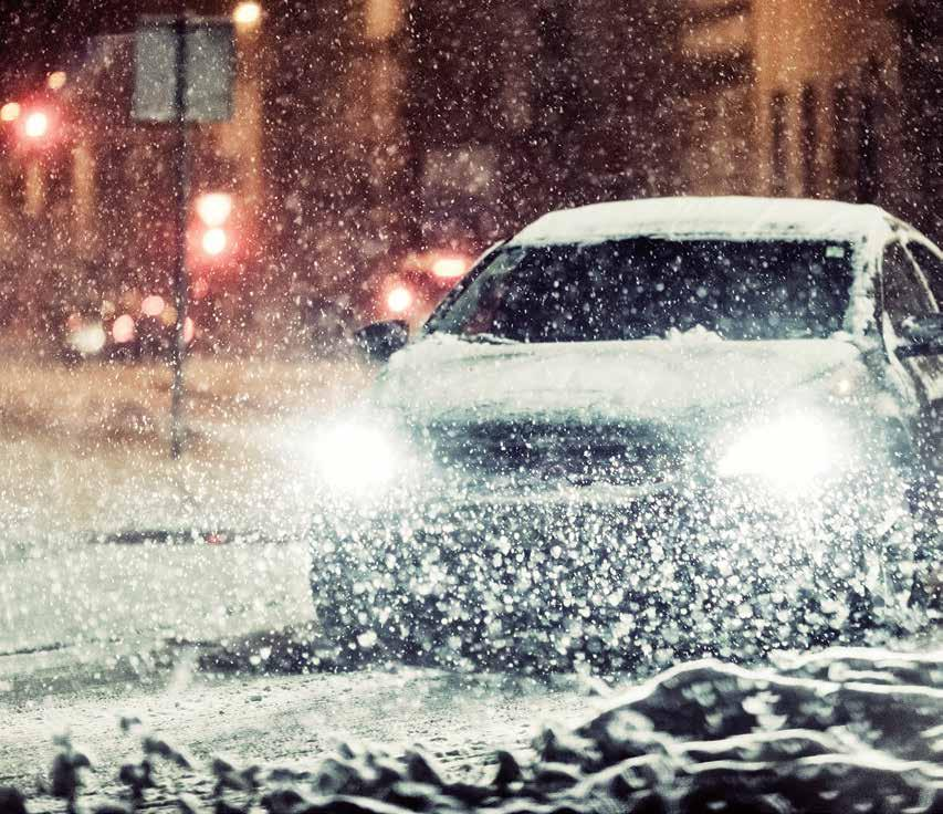 Page 42 of Safe Winter Driving