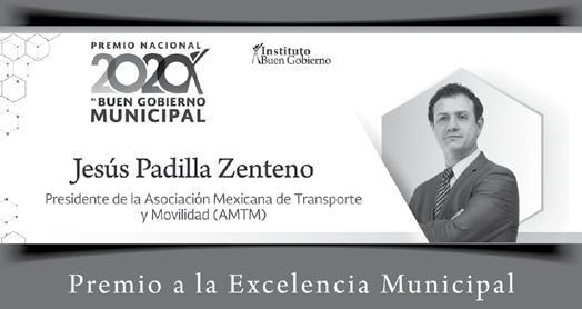 Page 12 of Recibe Jesús Padilla Zenteno Premio a Excelencia Municipal de la FENAMM