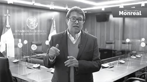Page 14 of Lo Bueno, Lo Malo y Lo Feo del 2020: Senador Ricardo Monreal
