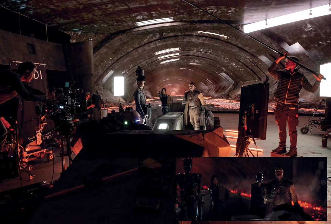 Page 44 of VFX TRENDS: VIRTUAL PRODUCTION