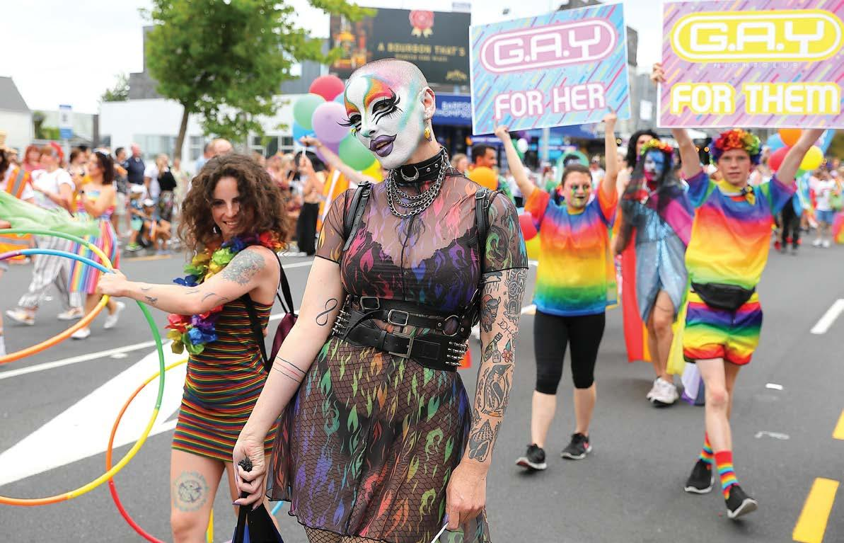 Page 18 of RAINBOW PRIDE PARADE