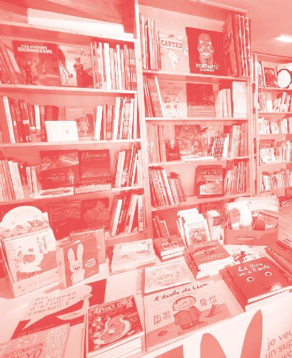 Page 8 of Une création et une reprise de librairies à la rentrée 2020