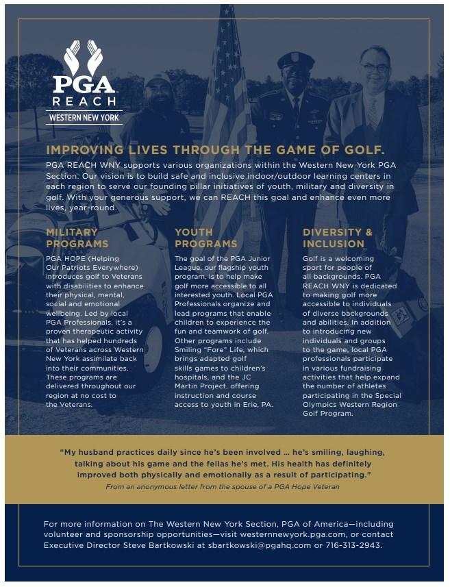 Page 8 of PGA REACH WNY
