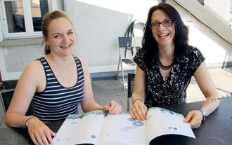Page 12 of Brennpunkt Klima Schweiz Dr. Karin Ammon, Geschäftsleiterin und Hannah Ambühl, Mitarbeiterin, ProClim