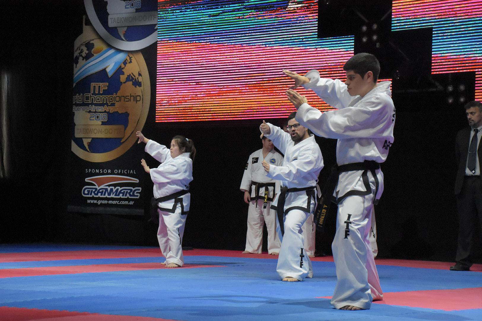 Page 10 of The best of WC 2018 Conociendo al Taekwon-Do Adaptado