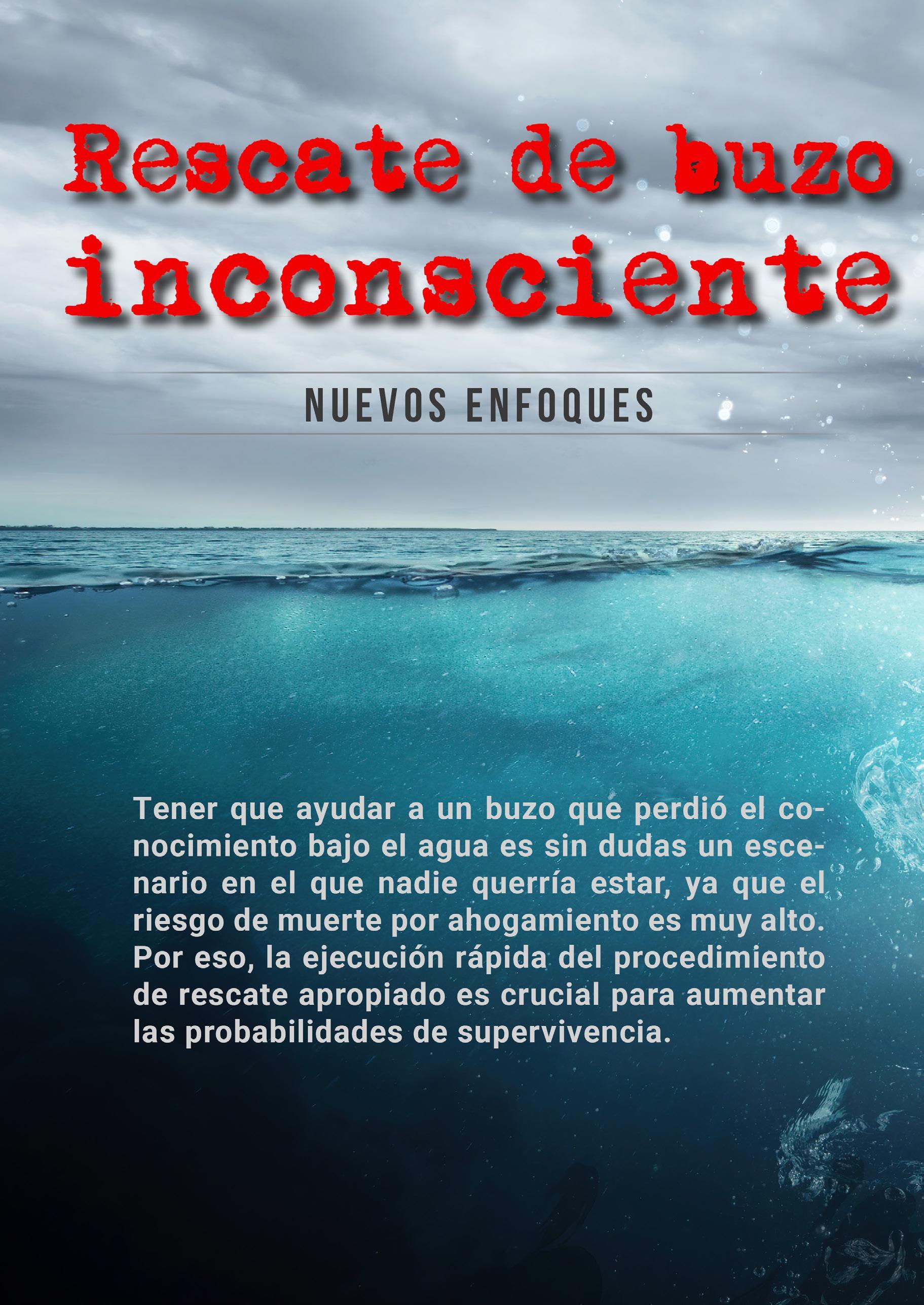 Page 90 of Buceo y Ciencia: Rescate de buzo inconsciente