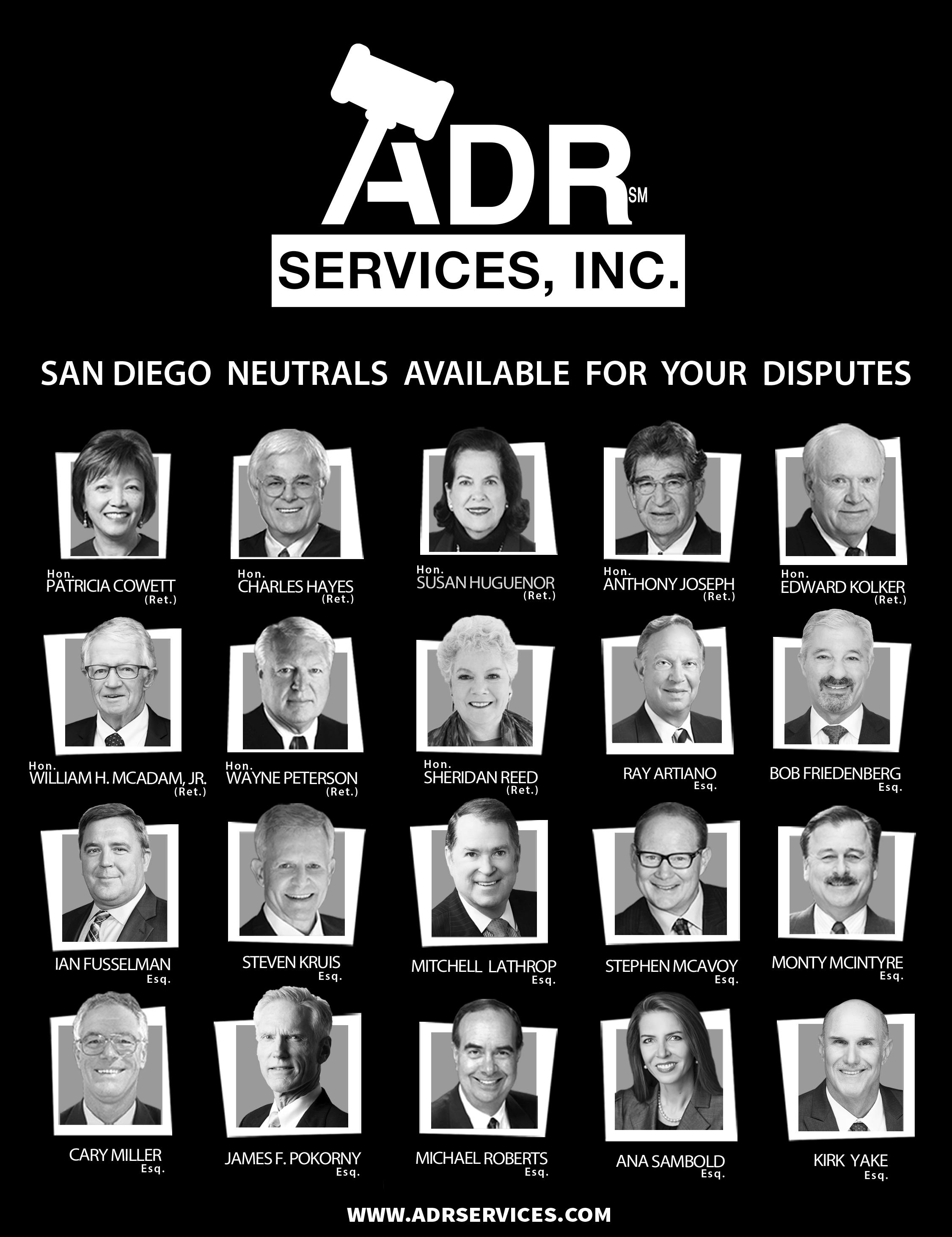 Page 38 of ADR Services, Inc