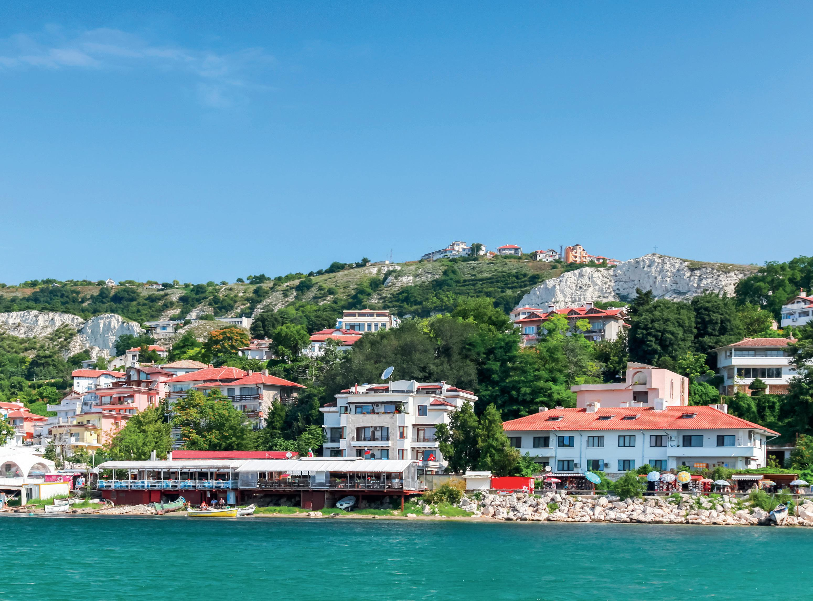 Page 22 of The historical town of Balchik