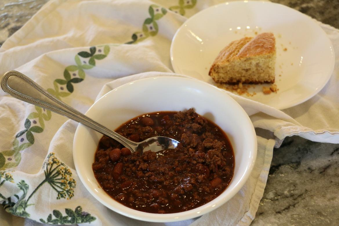 Page 40 of Erin's Farm Style Chili