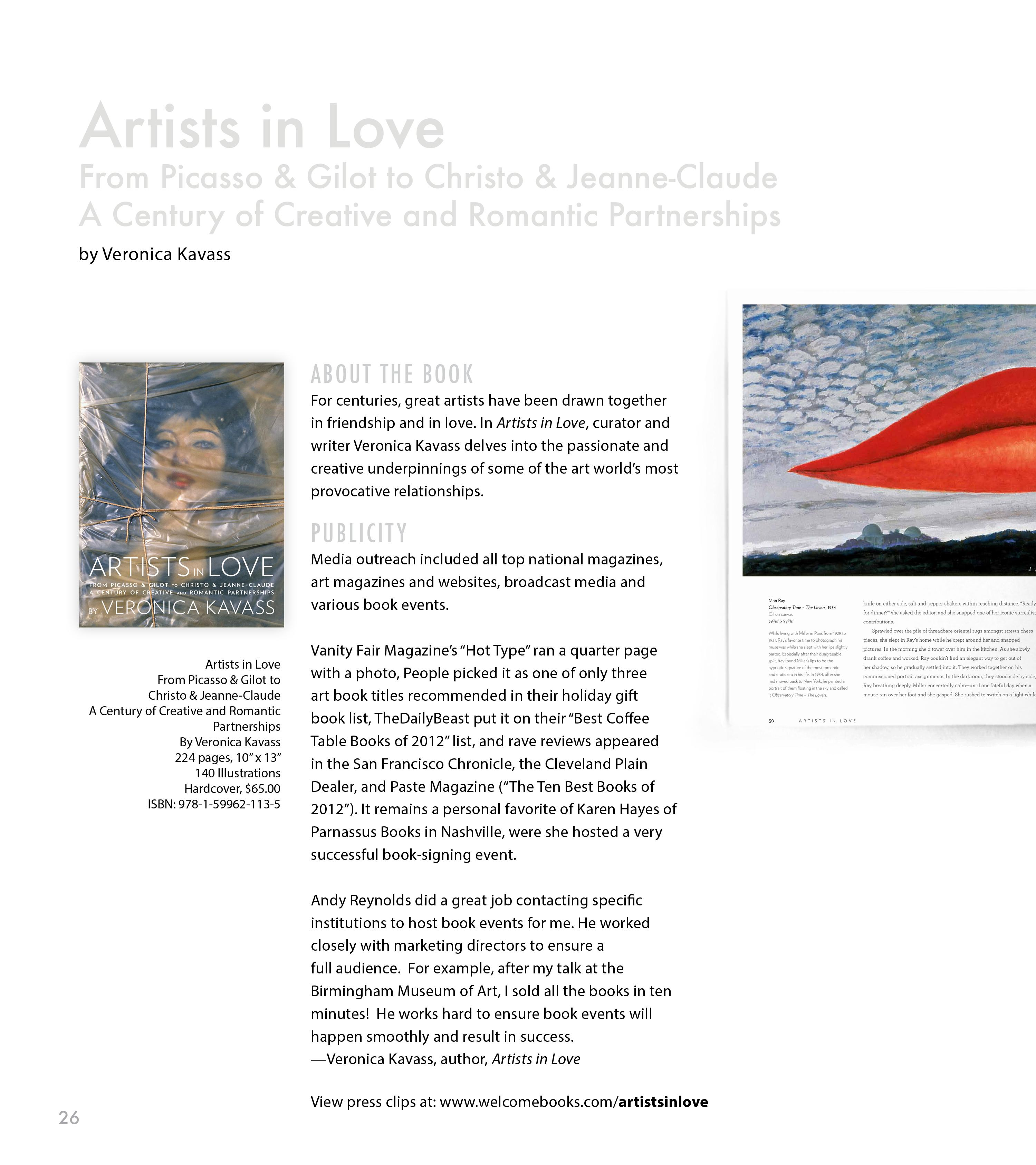 Page 26 of Artists in Love