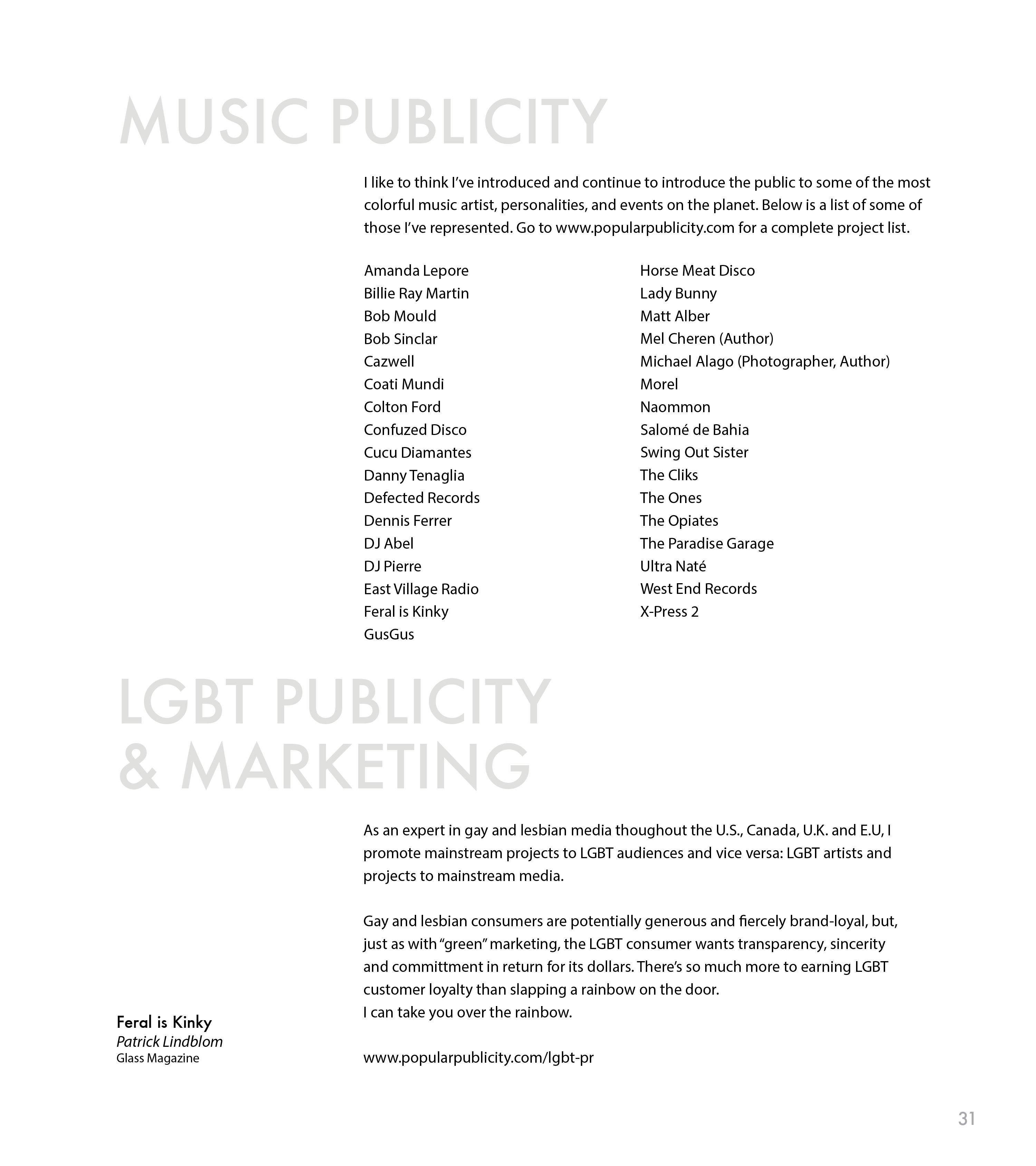 Page 46 of Music & LGBT Publicity