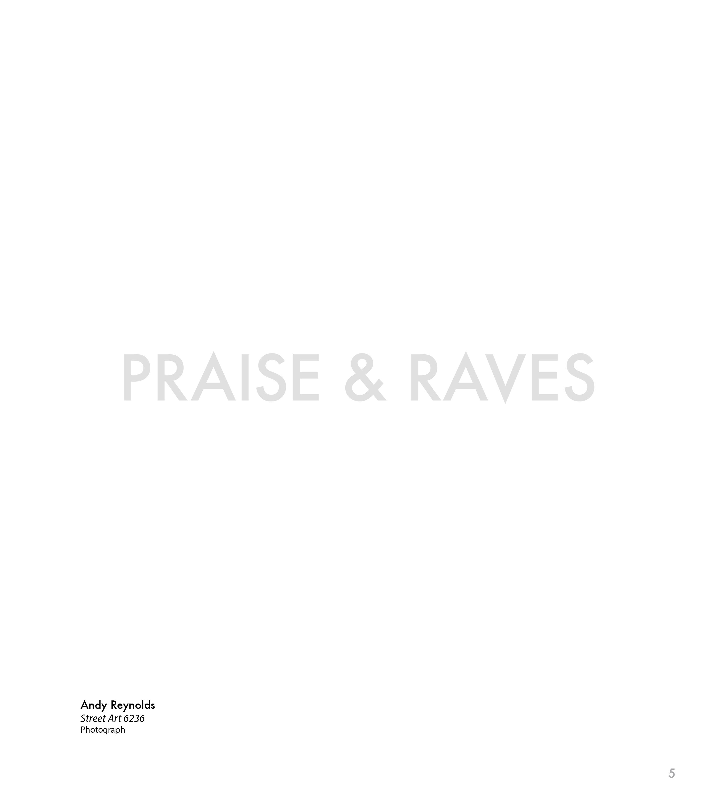 Page 8 of Praise & Raves