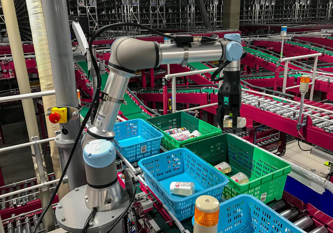 Page 4 of As e-commerce grows, automation and artificial intelligence help companies keep pace