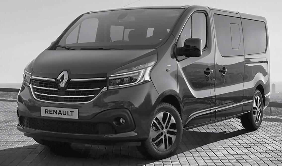 Page 16 of Renault Trafic