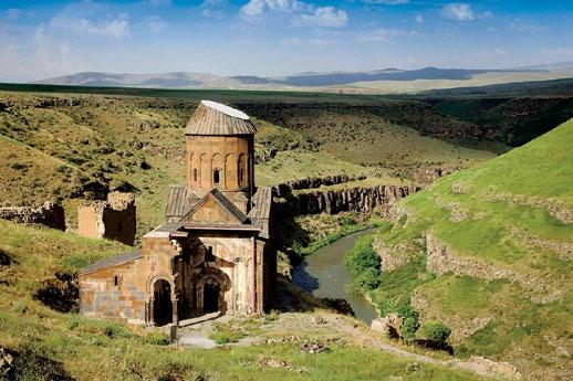 Page 18 of SHARE WITH THE WORLD This is how Armenia suggests its heritage for the UNESCO lists