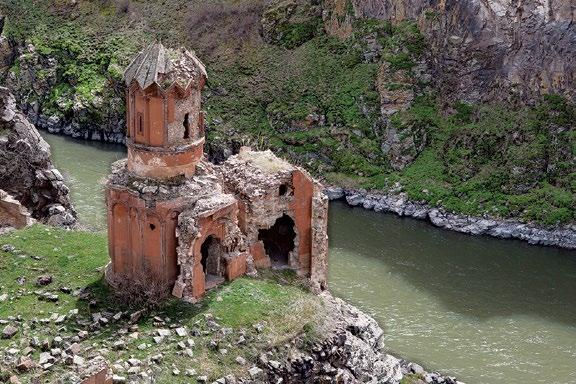 Page 14 of THE PLUME OF ARMENIAN CULTURAL HERITAGE IN FOREIGN LANDS Several sites of Armenian origin included in UNESCO Cultural Heritage List from other countries