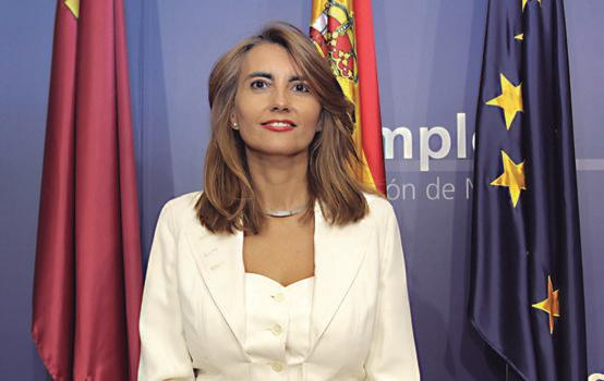 Page 6 of Entrevista María Isabel Fortea Gorbe, Dirª. Gral. de Investigación e Innovación Científica de la CARM