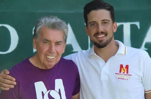 Page 24 of Entrevista a Carlos Ordóñez, profesor de tenis en Mónaco