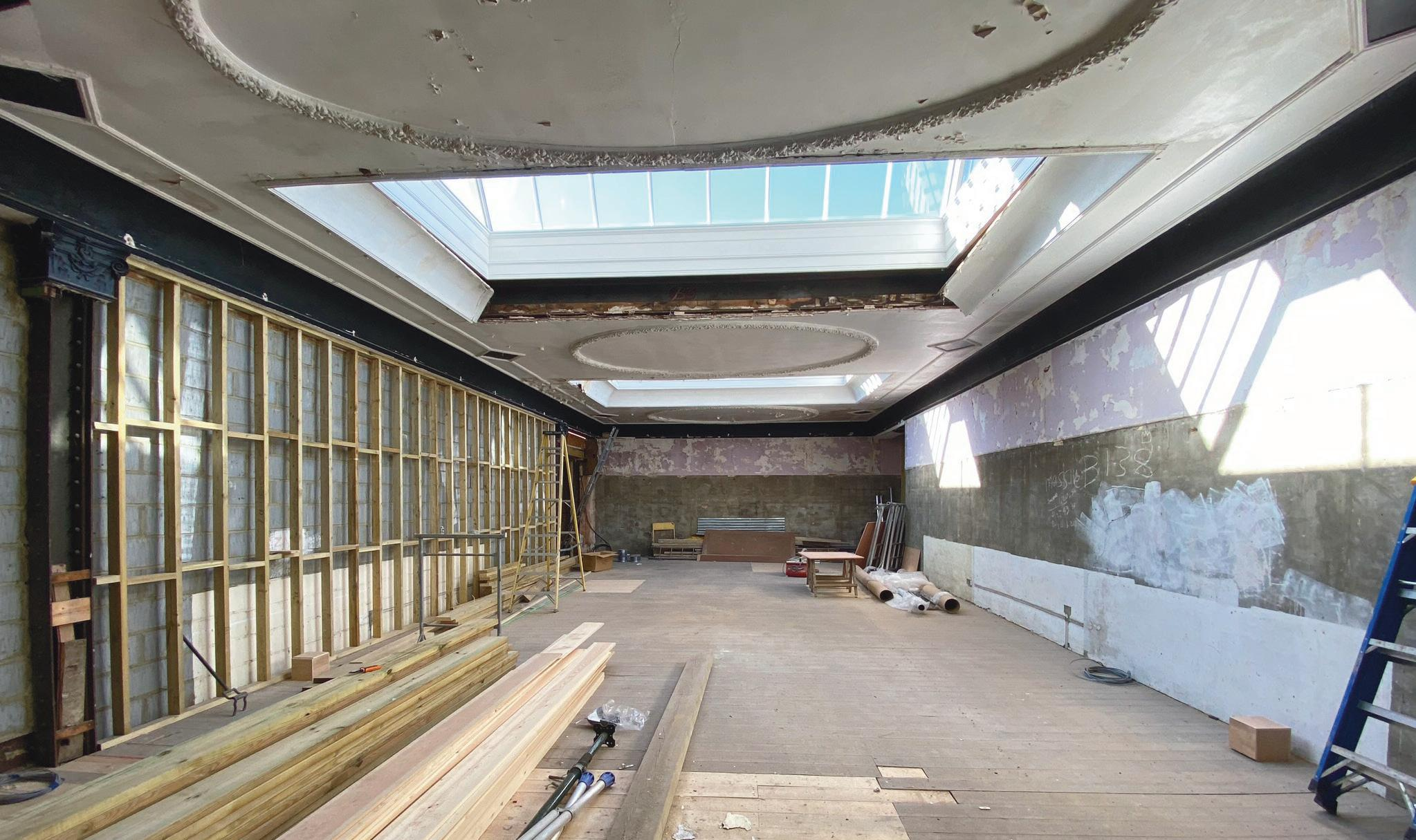 Page 26 of Rescue renovation - inside the newly