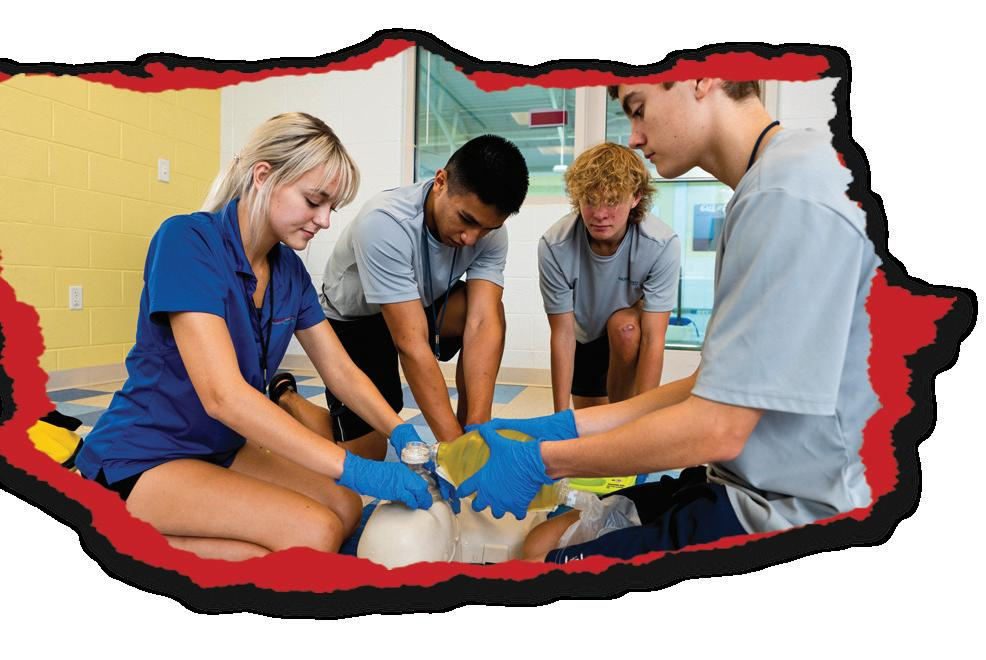 Page 12 of CPR/AED/First Aid Classes