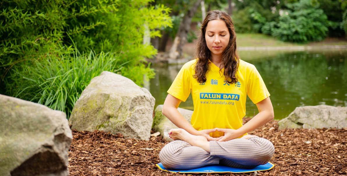 Page 4 of Falun Dafa fördert innere Ruhe und Ausgeglichenheit