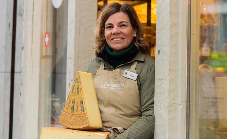 Page 70 of Specialist met passie voor kaas uit Zwitserland