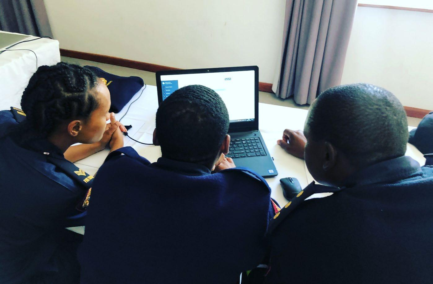 Page 24 of Communication Uniti system rolled out throughout Cape Winelands District Municipality