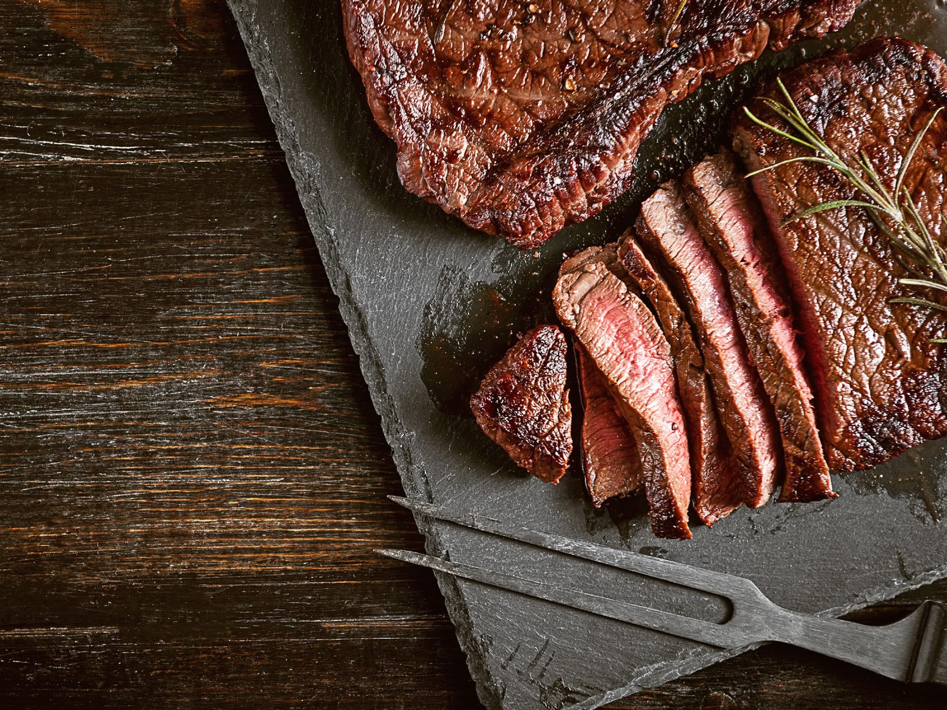 Page 30 of 5 ways with… steak