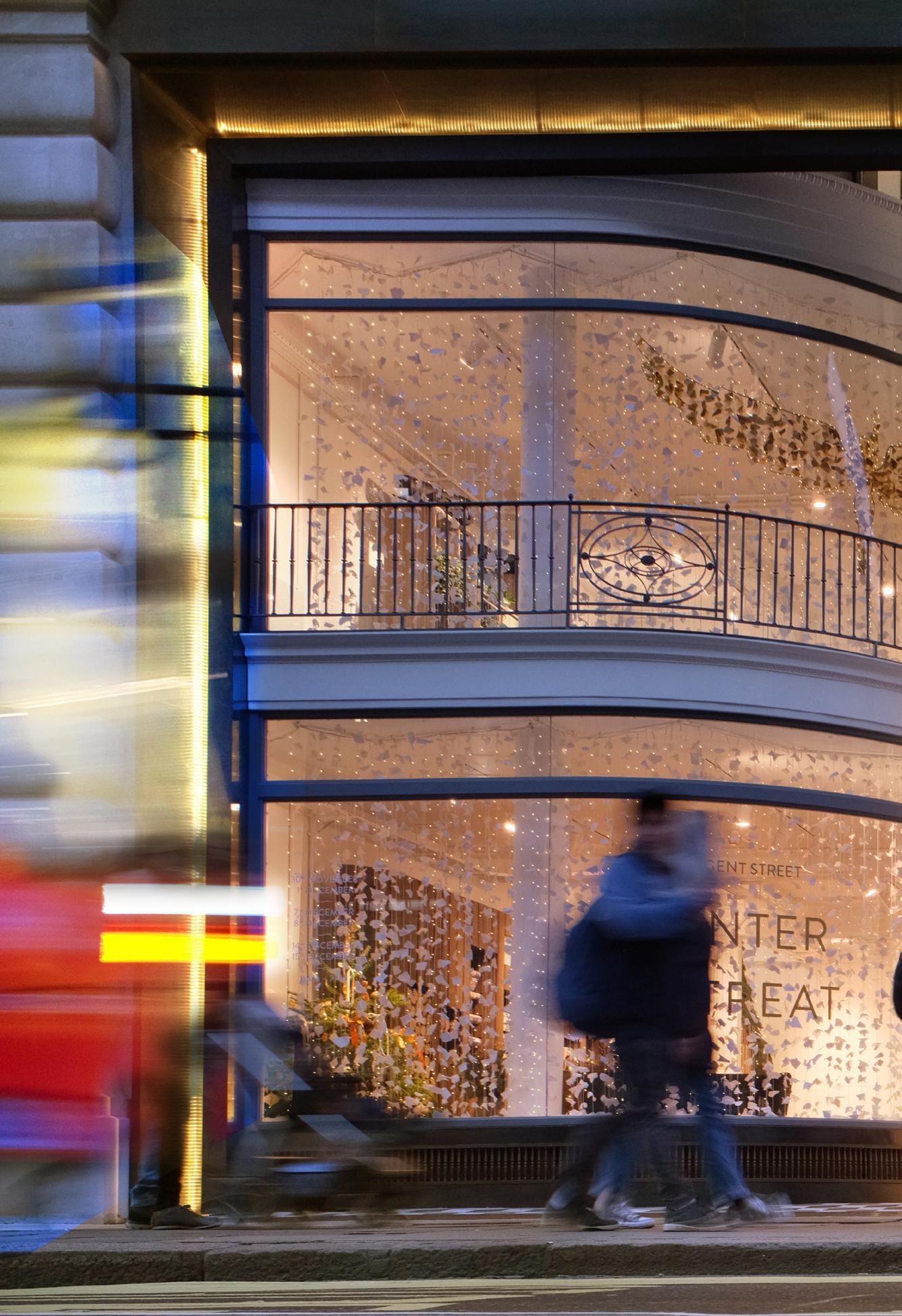 Page 40 of Lighting London's Quadrant Arcade