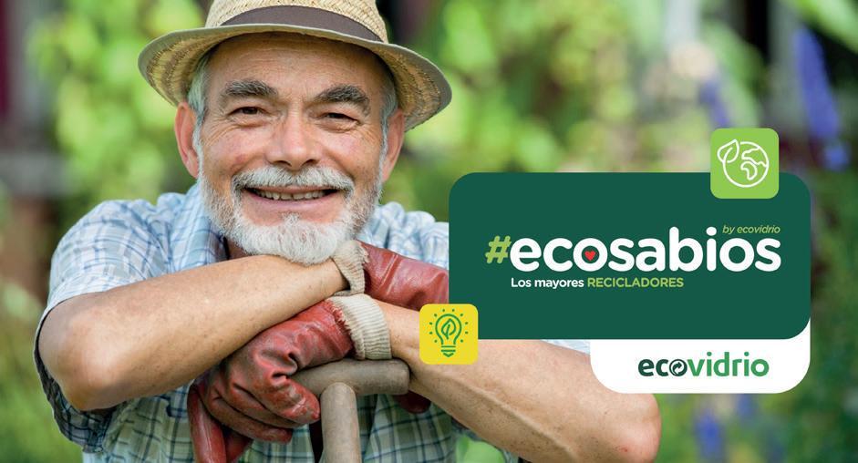 Page 18 of Proyecto Ecosabios, los mayores recicladores