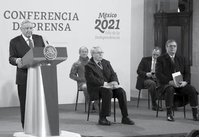 Page 10 of Llama Presidente Andrés Manuel López Obrador a la sociedad a redoblar cuidados personales para evitar contagios