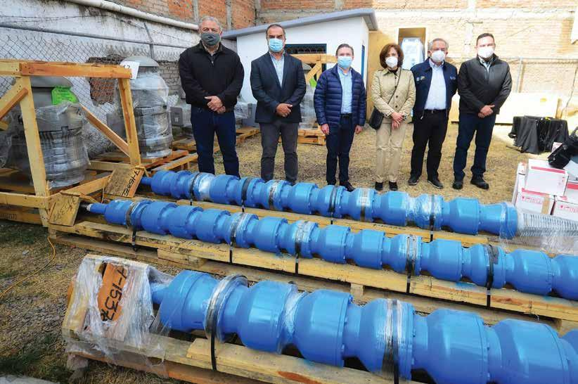 Page 2 of Agua de calidad para más de 160 mil duranguenses: Gobernador José Rosas Aispuro