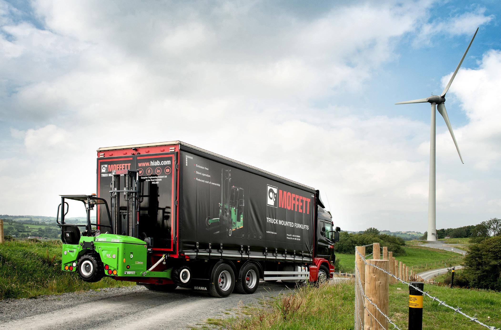 Page 16 of Hiab launches new electric MOFFETT