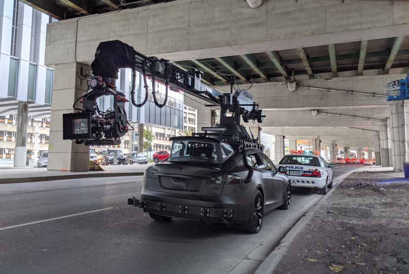 Page 98 of CAMERA, LIGHTS, ACTION! TESLA ON SET WITH THE RUSSIAN ARM