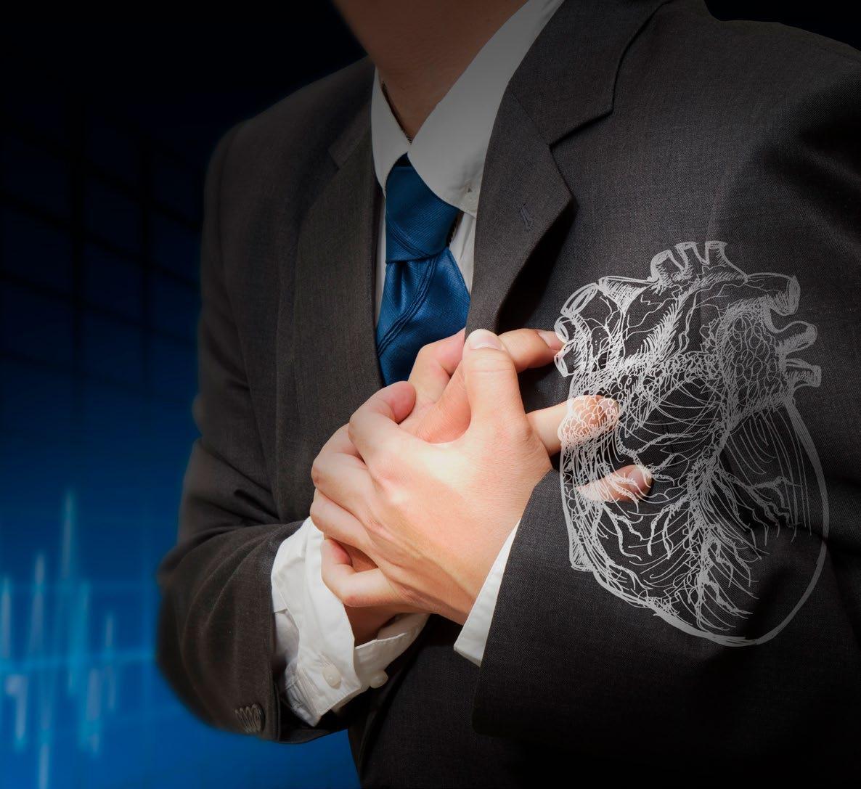 Page 26 of Personer som får hjärtsvikt före 55 års ålder löper fem gånger högre risk att dö inom ett år än hjärtfriska