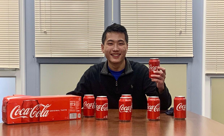 Page 19 of Coca-Cola Scholars Program Semifinalist