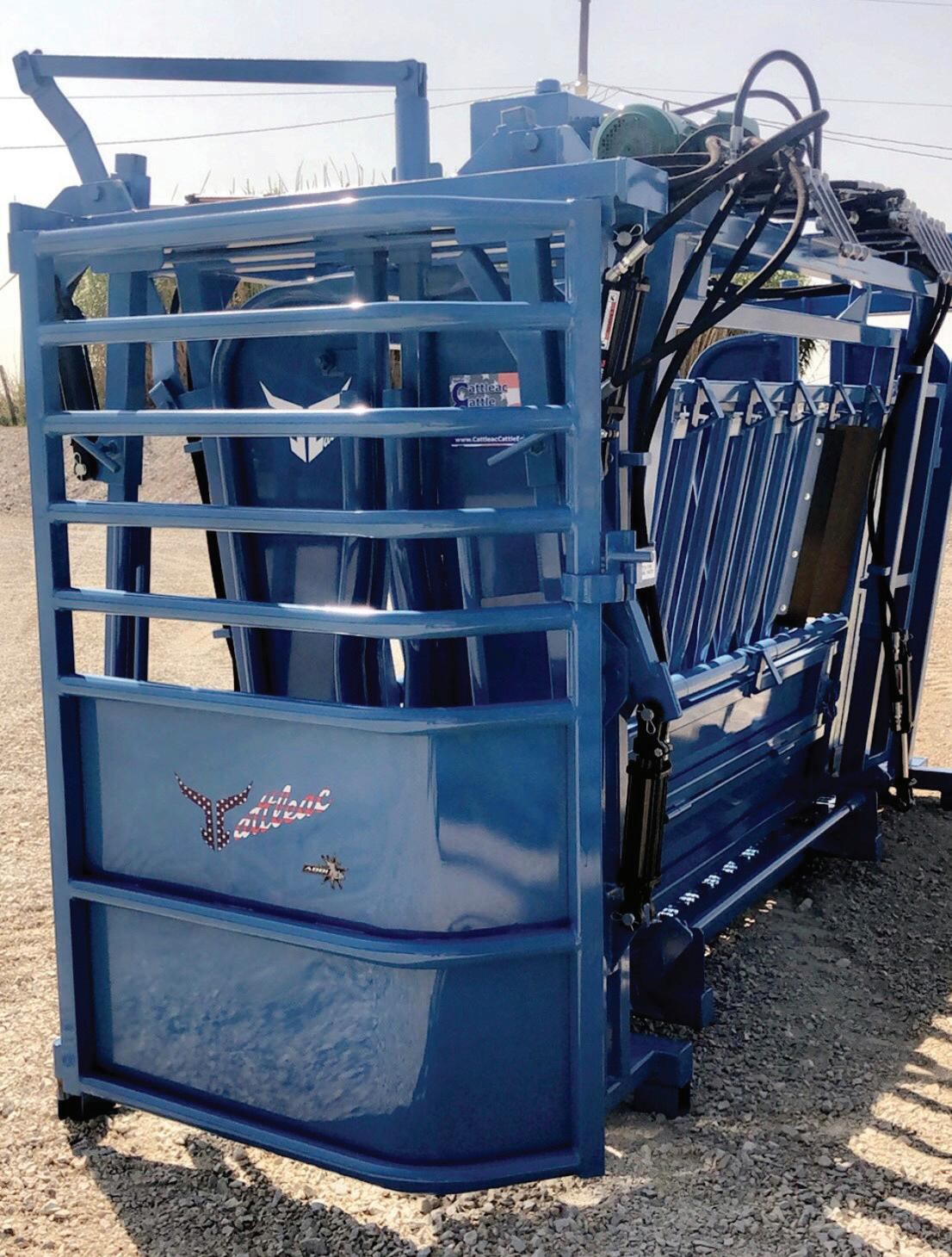 Page 10 of Cattleac Cattle Equipment