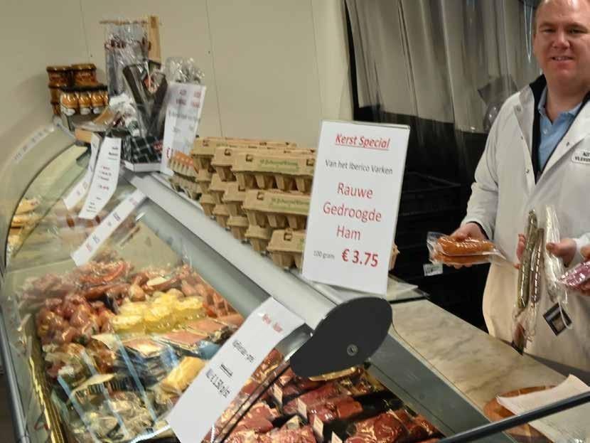 Page 12 of Agterberg Vleeswaren: in opmars met zelfgemaakte producten