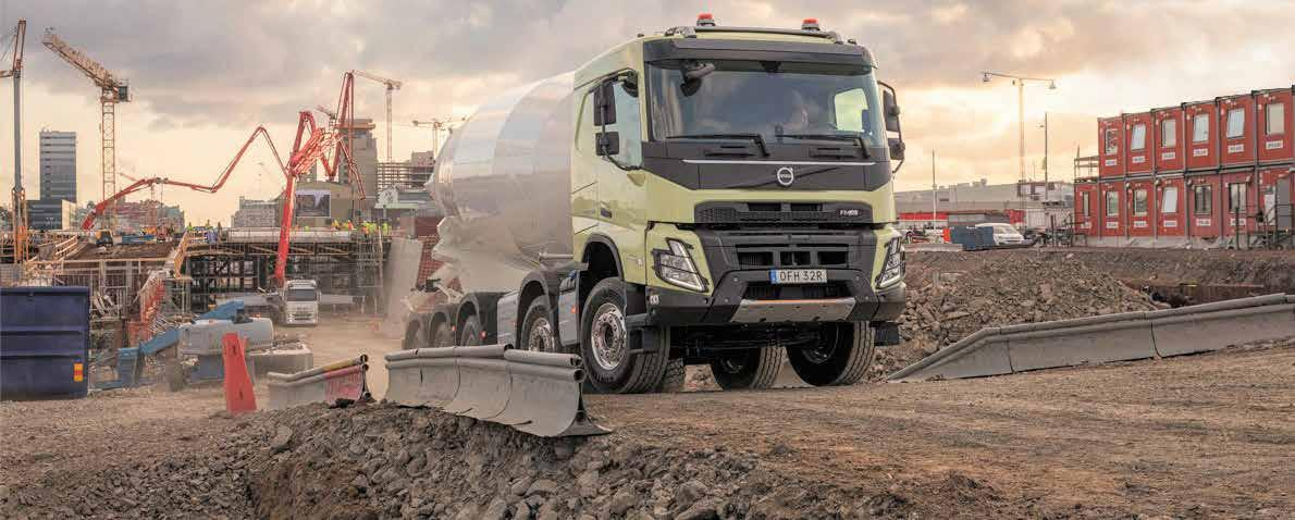 Page 50 of Volvo's new DMX refines all-terrain trucking