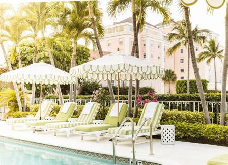 Page 36 of Palm Beach Hot Spots: Ready For Sun Accented With Glamour