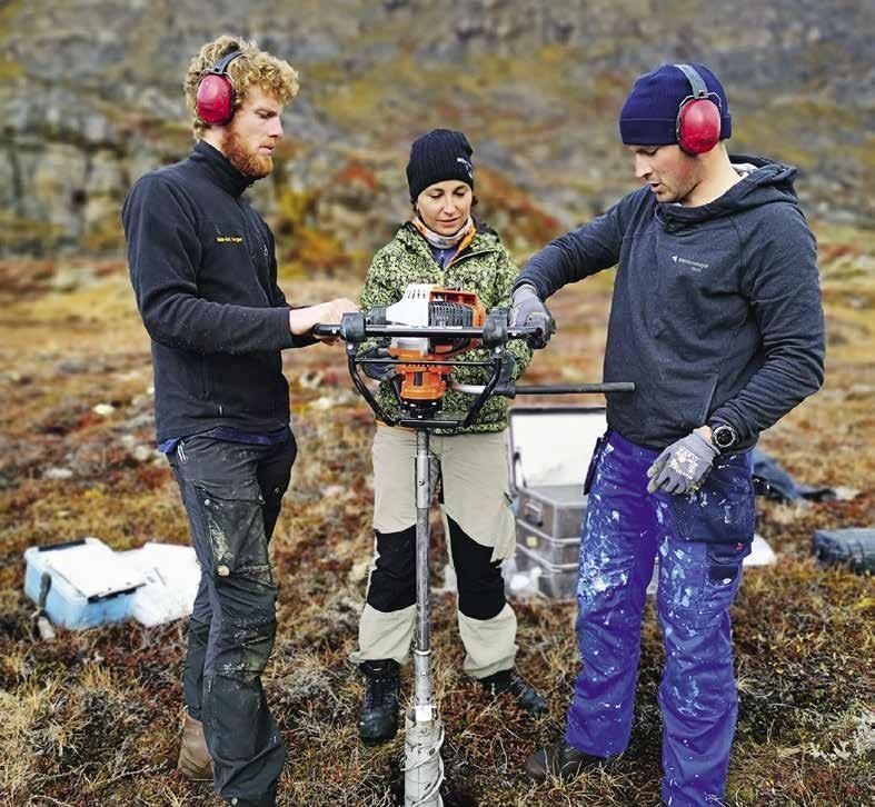 Page 13 of Ingeniører med arktiske kompetencer i høj kurs