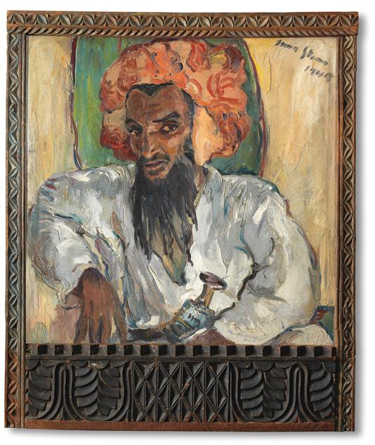 Page 56 of Stunning Portrait From Irma Stern's