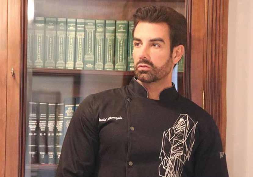 Page 18 of Chef David Barragán y Ruiz nos comparte tips para una vida saludable