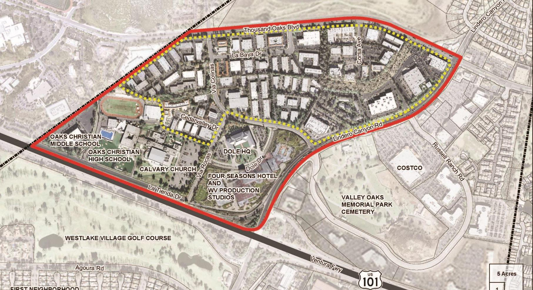Page 8 of NORTH BUSINESS PARK SPECIFIC PLAN